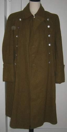 Sturmabteilung coat
