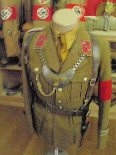 Feldherrnhalle Officer's Tunic
