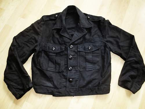 Help with Unknown Short Jacket