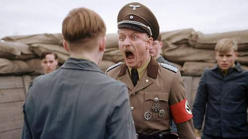 NPEA and NSDAP Ordensburg ranks