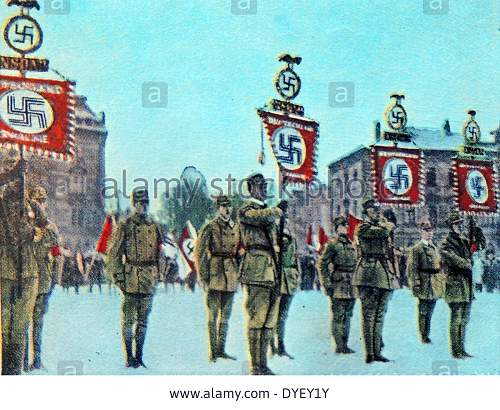 Click image for larger version.  Name:standard-bearers-with-swastikas-march-by-nazi-party-members-munich-DYEY1Y.jpg Views:24 Size:276.6 KB ID:955637