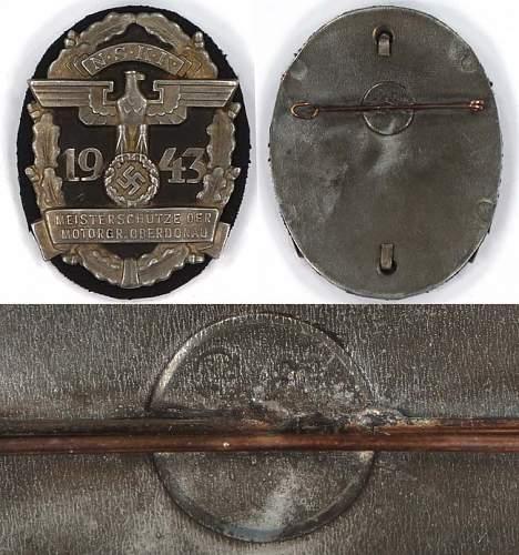 NSKK Badge - Worth Looking at?