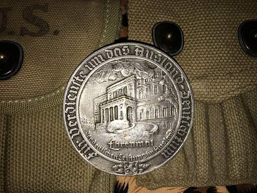 Please help with identification of medallion