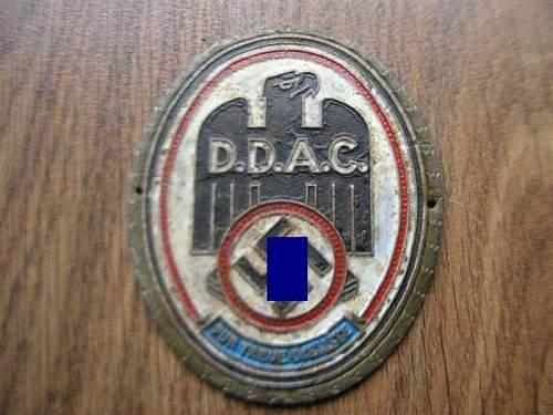 D.D.A.C. Sleeve Shield