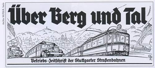 Betriebsgemeinschaft Stuttgarter Strassenbahnen stick pin