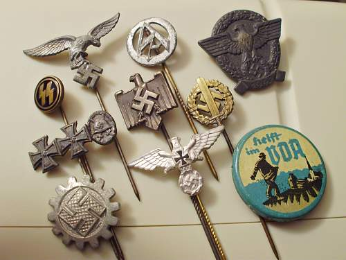 Stick Pins / Lapel Pins !