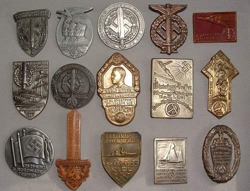 SA Armband & Collection
