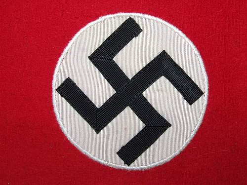 NSDAP Armbands. Your Opinions