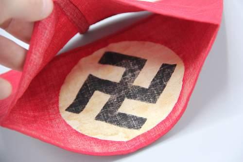 NSDAP Cotton 3 piece armband