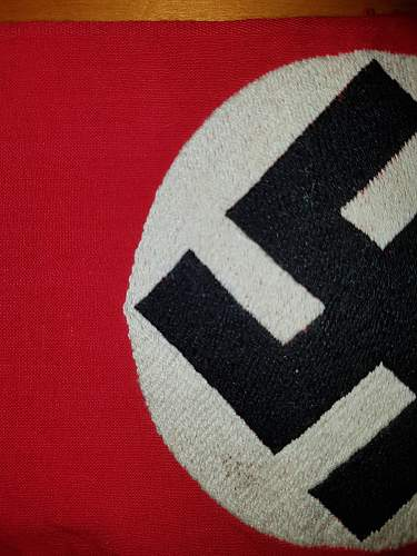 NSDAP Kampbinde BeVo style
