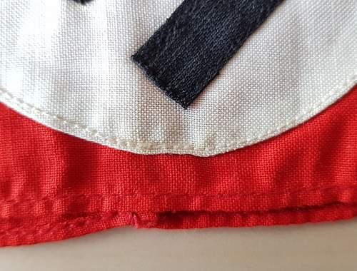 Three Piece Cotton Armband