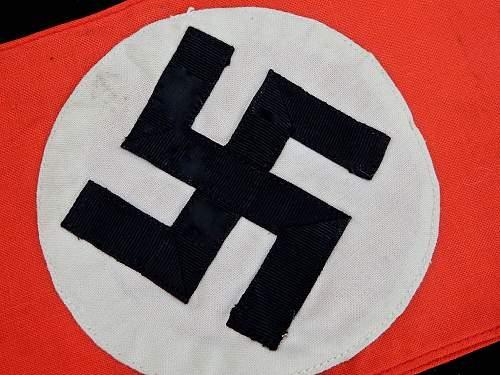 Help with two NSDAP Kampfbinde