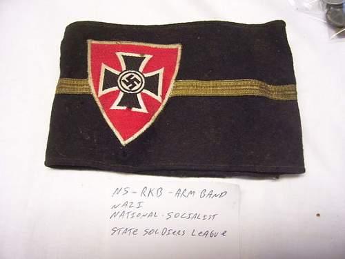 NS-RKB Armband