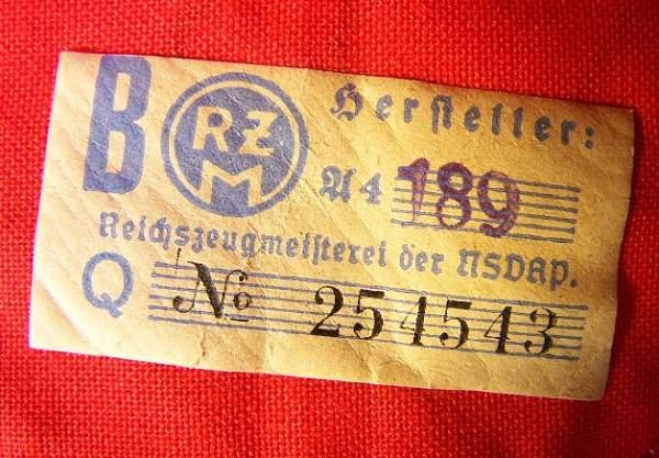 Click image for larger version.  Name:NSDAP armband 1c.jpg Views:187 Size:121.6 KB ID:22852