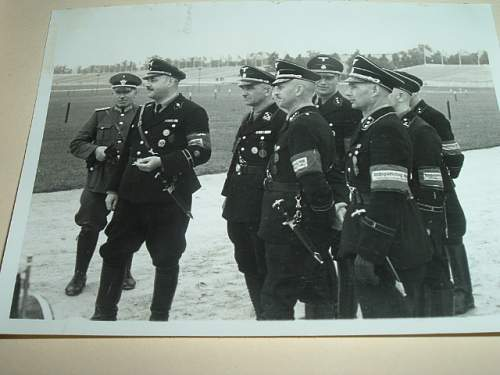 Reichsparteitage 1936 Special Armband