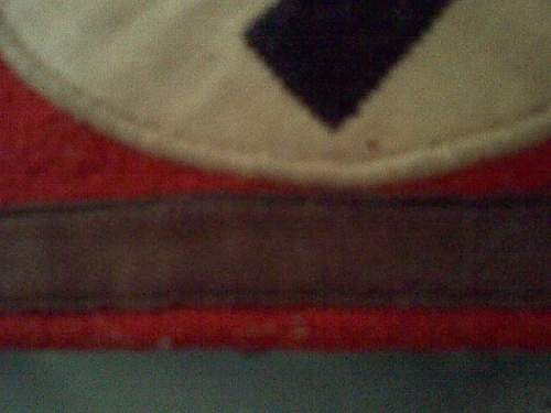 Help with armband