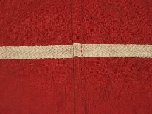 SS-Staffelfuhrer Nazi Armband