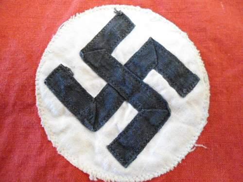 Nazi Armbands: Fake or real