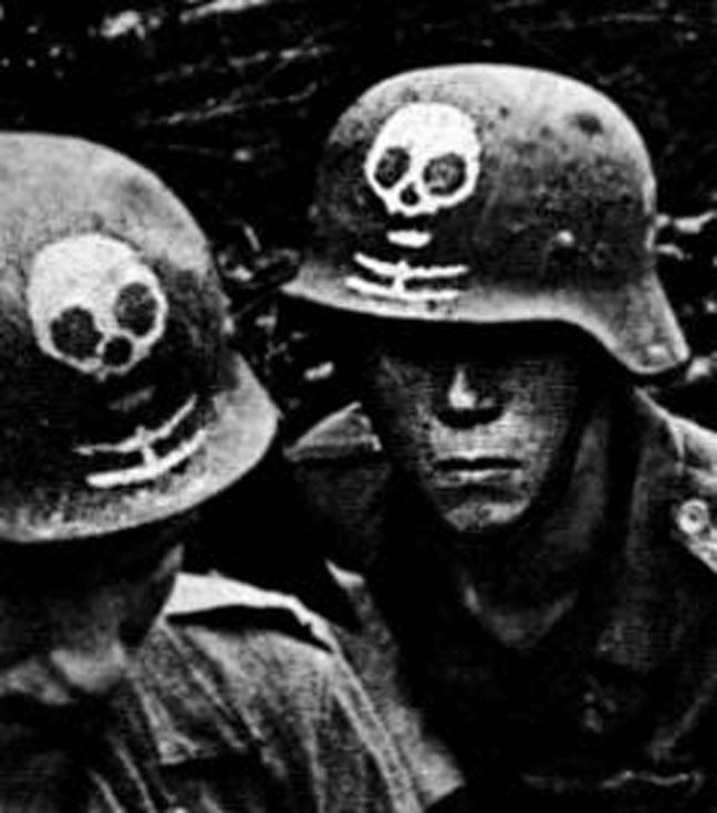 Nazi Skull