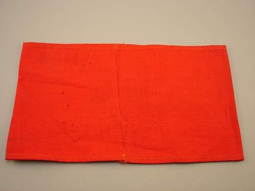 Click image for larger version.  Name:NSDAP Armband Printed - Back.jpg Views:16 Size:321.9 KB ID:683730
