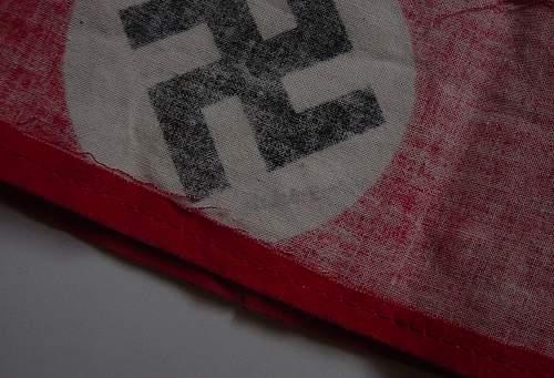 Click image for larger version.  Name:NSDAP printed armband 002.jpg Views:18 Size:229.8 KB ID:692908