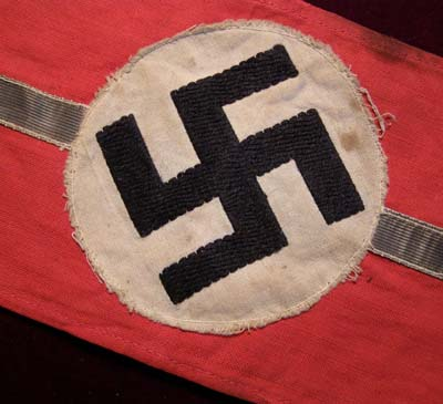 Wanted: Assessment of these pre-1932 party armbands