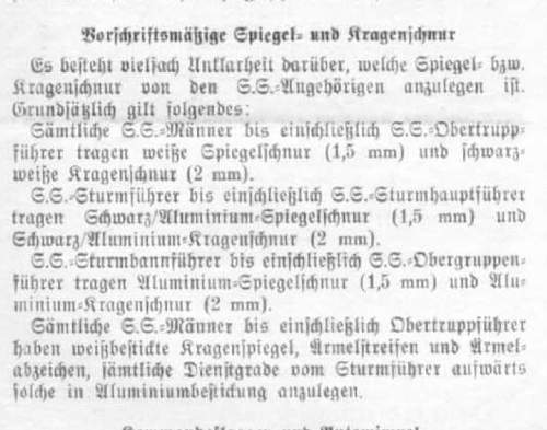 Opinions on NSDAP wool armband