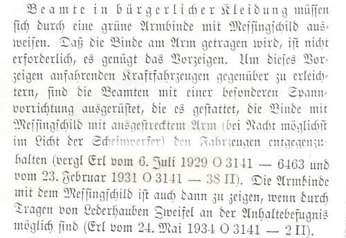 Reichsfinanzverwaltung-Zollgrenzschutz Armelschild for opinions please