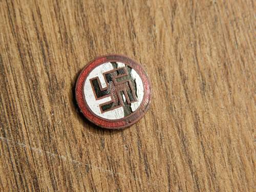 nsdap badge and bonus