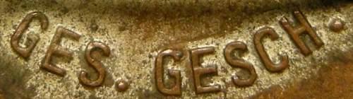 Real or fake? NSDAP partabzeichen pin