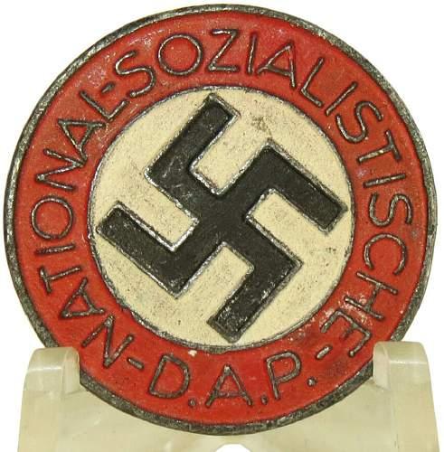 NSDAP Member badges database