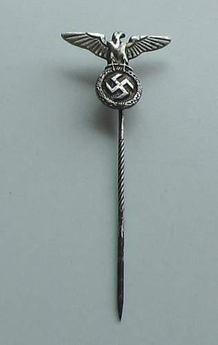 NSDAP Party Badge RZM M1/9