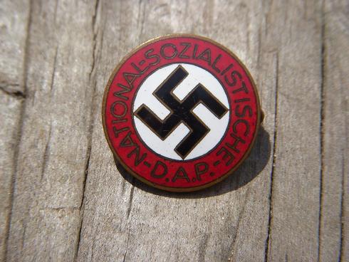 NSDAP Mmbership Badge