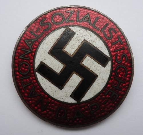 Parteiabzeichen M1/34