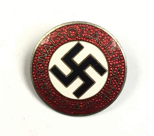 New Collector / NSDAP Badges
