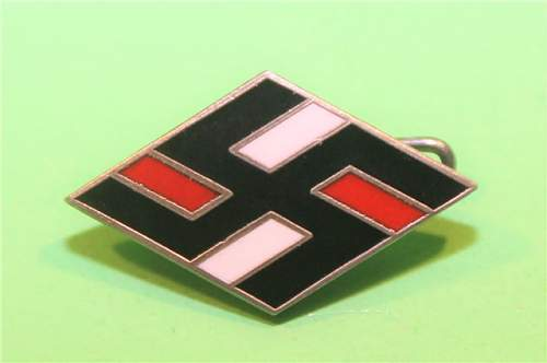 NSDAP Badges: Real or Fakes?
