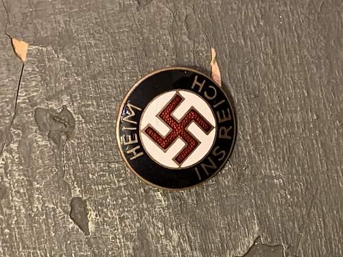 Heim ins Reich Authenticity