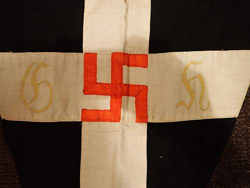 NS-Frauenschaft pennant opinions please