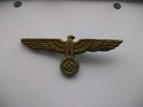 NSDAP badge real or fake