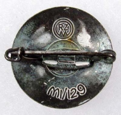 Nsdap membership badge---thoughts & opinions