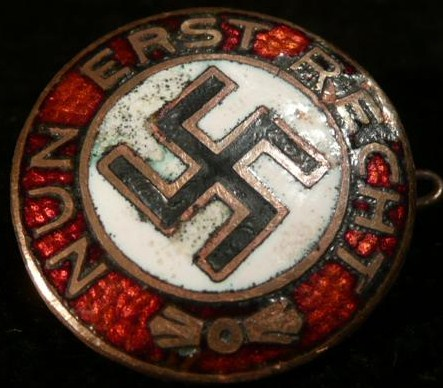 NSDAP Early party badge?