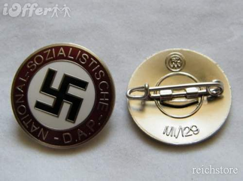 Click image for larger version.  Name:wwii-german-nsdap-membership-party-badge-4ad6.jpg Views:459 Size:38.9 KB ID:335374