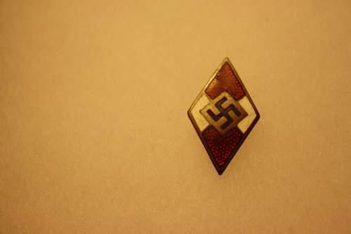 'Deutschland Erwache' badge: Is this real?