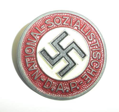Click image for larger version.  Name:NSDAP M1-17 obverse.jpg Views:91 Size:205.2 KB ID:351621