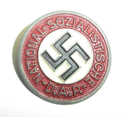 Click image for larger version.  Name:NSDAP M1-17 obverse.jpg Views:124 Size:205.2 KB ID:351621