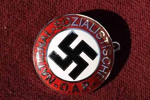 Click image for larger version.  Name:Polish badge and McFake 024.jpg Views:5793 Size:230.3 KB ID:362172