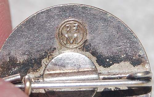 Party Badge RZM M1/34