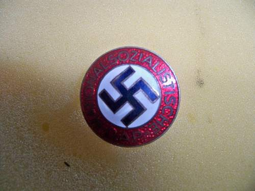 RZM M1/25 Party badge