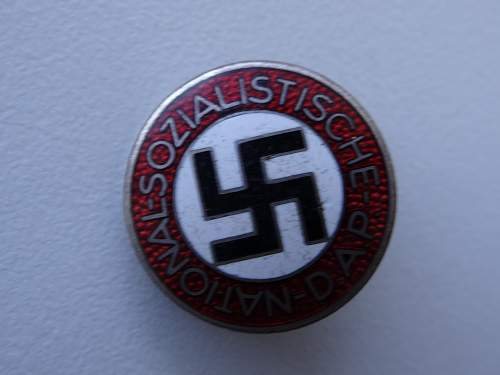 Party Badge: RZM M1/101