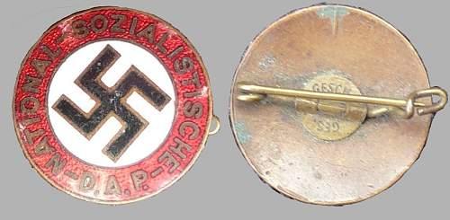 DAP Badge